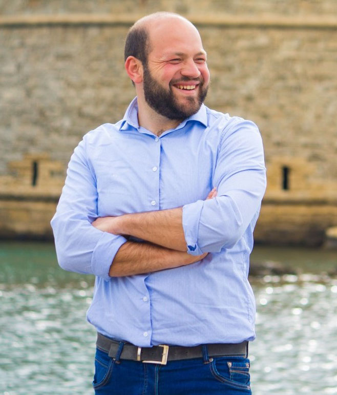 Il presidente Stefano Minerva