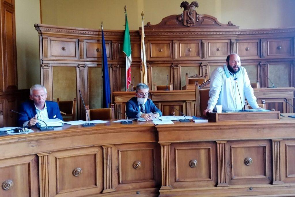 I lavori del Consiglio provinciale odierno: approvati il Rendiconto di gestione  dell'Esercizio finanziario 2019 e il Piano di bacino del trasporto pubblico locale