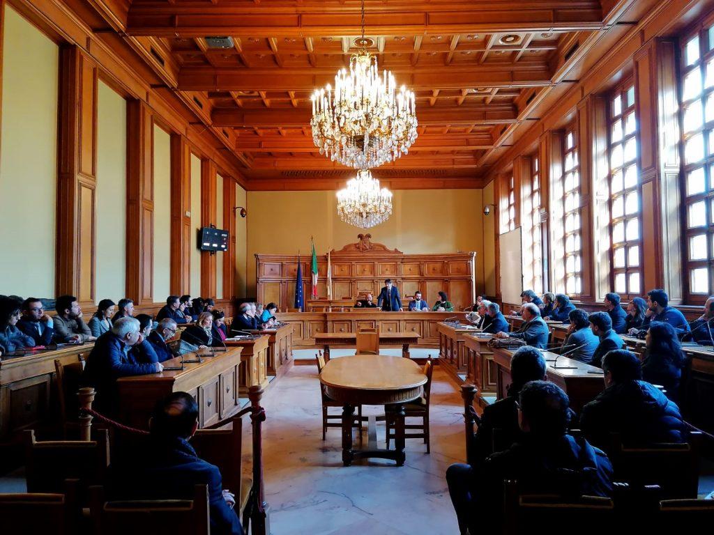 Servizi e risorse finanziarie per enti locali: a Palazzo Celestini la giornata di formazione di Provincia e Cassa Depositi e Prestiti per Comuni