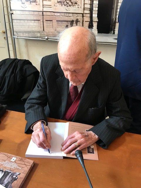 Addio a Nicola Santoro, testimone indimenticabile degli orrori nazisti: il ricordo del presidente Stefano Minerva