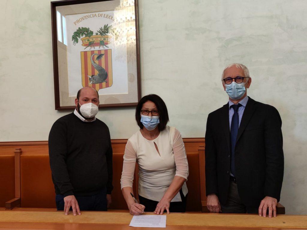 La Provincia stabilizza 60 lsu: oggi le prime firme dei contratti.