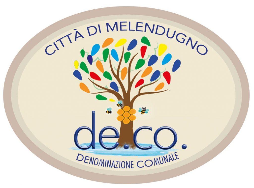 Logo istituzionale De.Co. il marchio di qualità attribuito al miele di Melendugno: domani la presentazione a Palazzo Adorno a Lecce