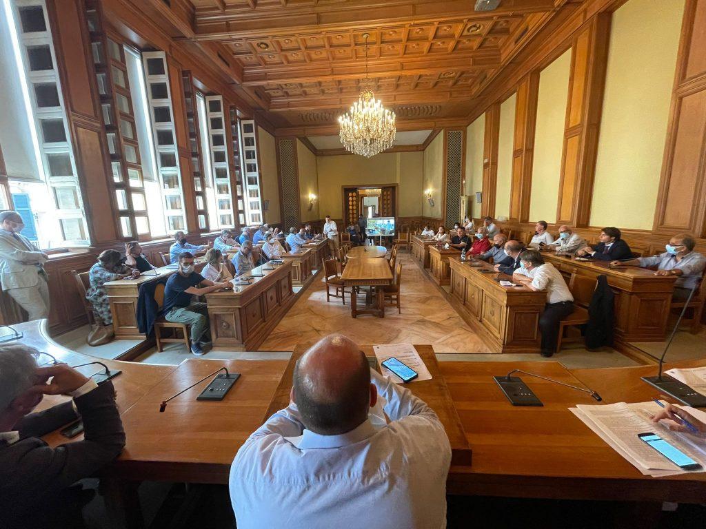 Consorzi di bonifica e riforestazione: si è riunita oggi l'Assemblea dei sindaci