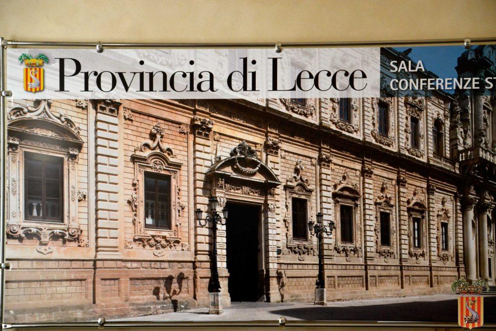 La Provincia di Lecce online con un nuovo portale costruito intorno al cittadino: lunedì 12 la presentazione a Palazzo Adorno