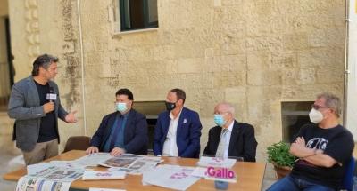 """Da 25 anni al servizio dell'informazione: """"Il Gallo"""" ha celebrato oggi il suo anniversario a Palazzo Adorno a Lecce"""