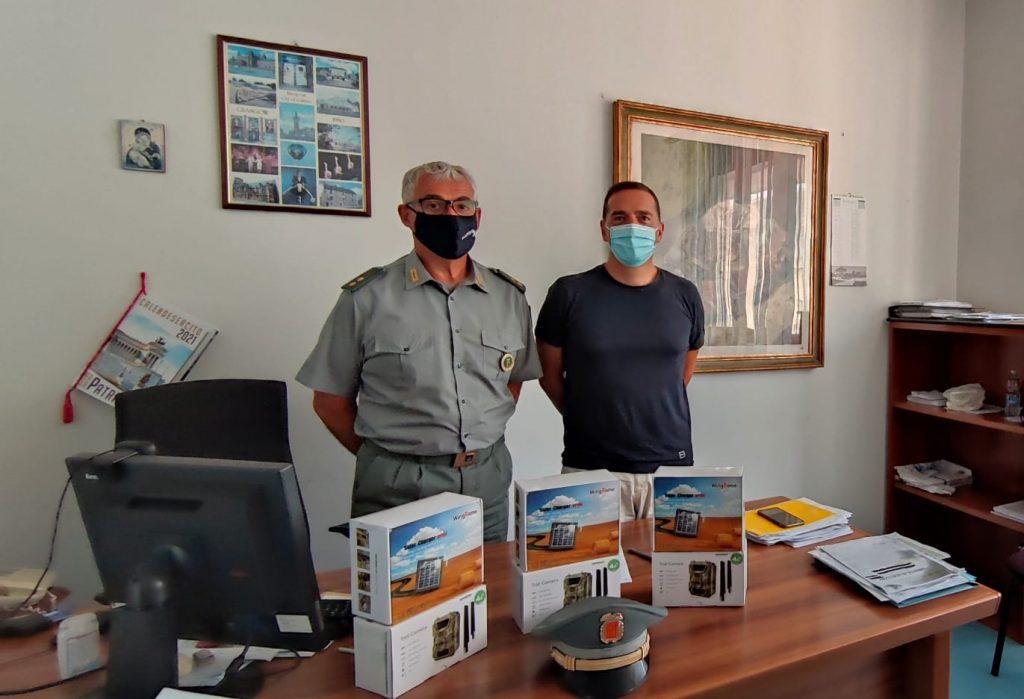 Lotta all'abbandono di rifiuti nel Salento: oggi e domani la consegna ai sindaci delle fototrappole in dotazione alla Provincia di Lecce