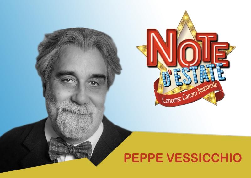 """""""Note d'estate 2021"""": domenica 8 agosto a Matino la finale del concorso canoro nazionale. In giuria Beppe Vessicchio"""