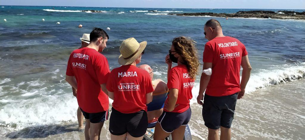 """""""Il mare di tutti"""": bilancio positivo per l'edizione 2021 del progetto solidale"""